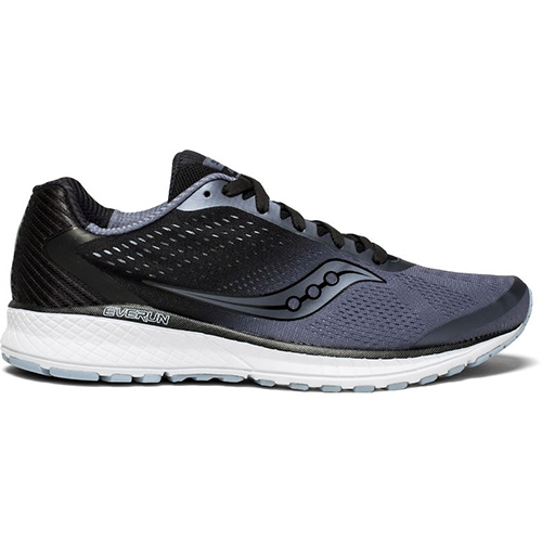 Saucony Breakthru 4 Men's Black/Grey