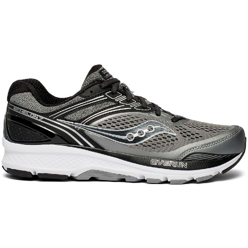 Saucony Echelon 7 Men's Grey/Black