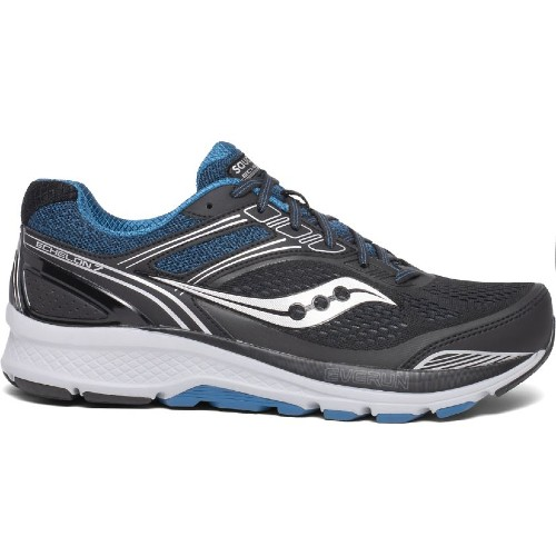 Saucony Echelon 7 Men's Black/Blue