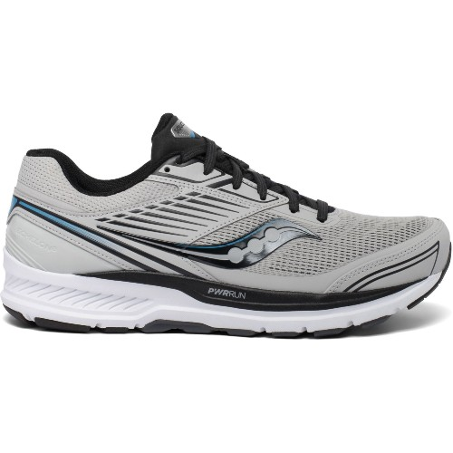 Saucony Echelon 8 Men's Alloy / Black