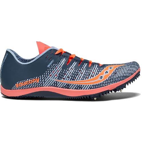 Saucony Endorphin  2 Women's Blue/Pink