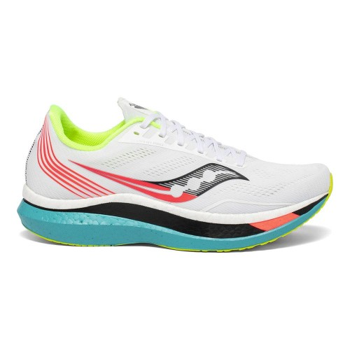 Saucony Endorphin Pro Women's White Mutant