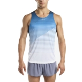 Saucony Endorphin Singlet Men's Blue Aster