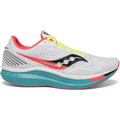 Saucony Endorphin Speed Men's White Mutant