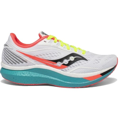 Saucony Endorphin Speed Women's White Mutant