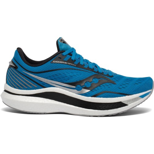 Saucony Endorphin Speed Men's Cobalt/Silver