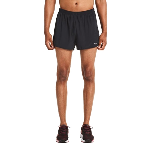 Saucony Endorphin Split Short Men's Black/Black