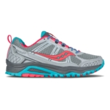 Saucony Excursion TR 10 Women's Grey/Blue/Coral