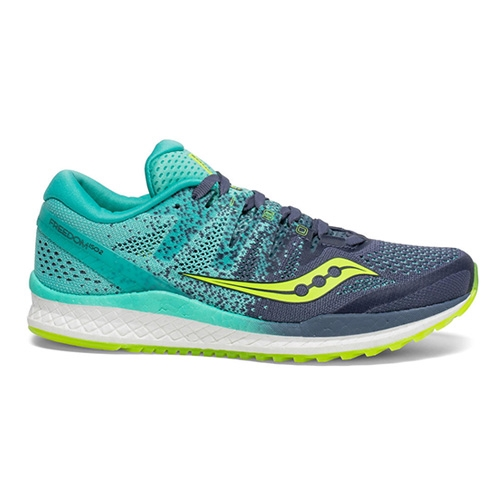 Saucony Freedom ISO 2 Women's Grey/Teal