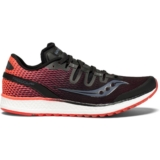Saucony Freedom ISO Women's Black/Vizi Red