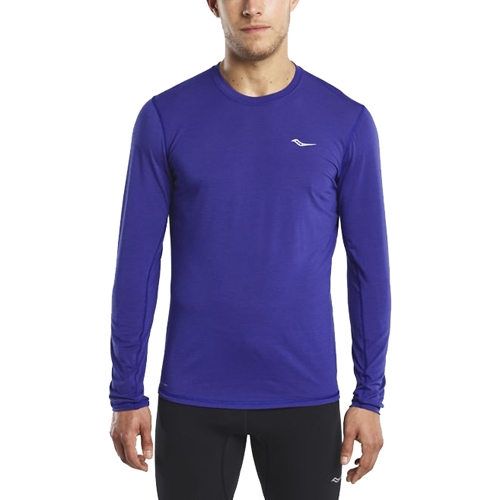 Saucony Freedom Long Sleeve Men's Lakeside