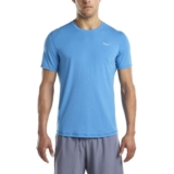 Saucony Freedom Short Sleeve Men's Blue Aster