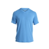 Saucony Freedom V-Neck Men's Blue Aster