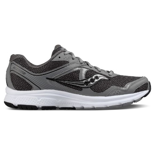Saucony Grid Cohesion 10 Men's Grey/Silver