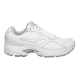 Saucony Grid Omni Walker Women's White/Silver