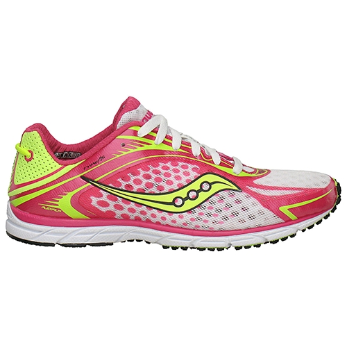 b784f6b3 Saucony Grid Type A5 Women's White/Pink/Citron - Saucony Style # 10144-