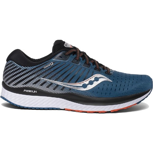 Saucony Guide 13 Men's Blue/Silver