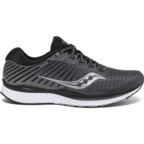 Saucony Guide 13 Men's Black / White - Saucony Style # S20549-40 F20