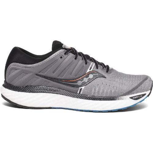 Saucony Hurricane 22 Men's Black/Grey
