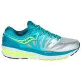 Saucony Hurricane ISO 2 Women's Blue/Silver/Citron