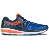Saucony Hurricane ISO 2 Men's Navy/Blue/Orange