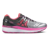Saucony Hurricane ISO 3 Women's Grey/Pink/White
