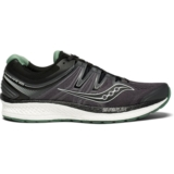 Saucony Hurricane ISO 4 Men's Black/Grey/Green