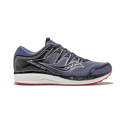 Saucony Hurricane ISO 5 Men's Grey/Black