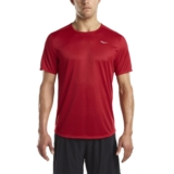 Saucony Hydralite Short Sleeve Men's Cherry