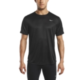 Saucony Hydralite Short Sleeve Men's Black
