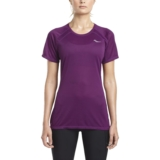 Saucony Hydralite Short Sleeve Women's Grape Crush