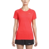Saucony Hydralite Short Sleeve Women's Vizi Red