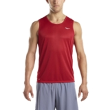 Saucony Hydralite Sleeveless Men's Cherry