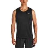 Saucony Hydralite Sleeveless Men's Black