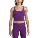 Saucony Impulse Crop Top Women's Grape Crush