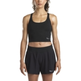 Saucony Impulse Crop Top Women's Black