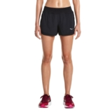 "Saucony Impulse Short 4"" Women's Black"
