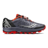 Saucony KOA ST Men's Grey/Black/ViZiRed
