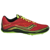 Saucony Kilkenny XC4 Spike Men's Red/Citron/Black