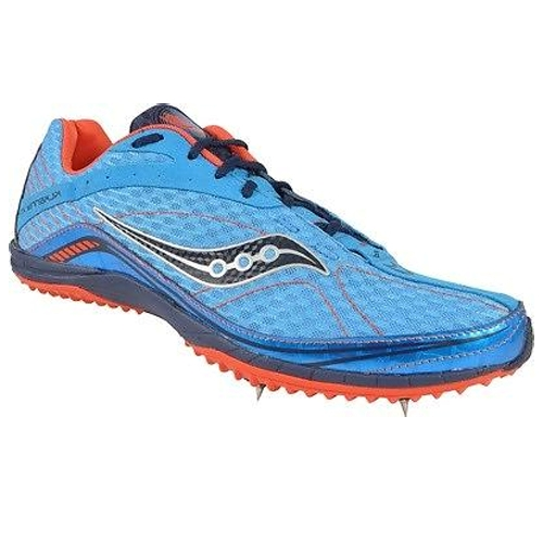 Saucony Kilkenny XC4 Spike Men's Blue/Orange