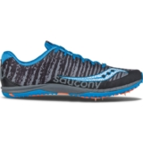 Saucony Kilkenny XC5 Spike Men's Black/Blue