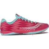 Saucony Kilkenny XC5 Spike Women's Red/Blue