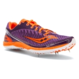 Saucony Kilkenny XC5 Spike Women's Purple/Orange