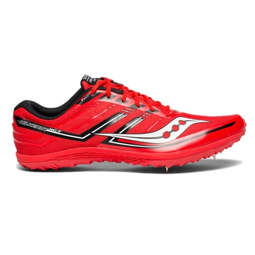 Saucony Kilkenny XC7 Spike Men's Red /black