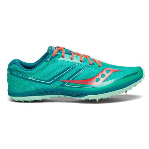 Saucony Kilkenny XC7 Spike Women's Teal /Red