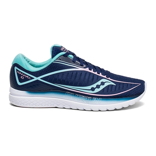 Saucony Kinvara 10 Women's Navy/Mint