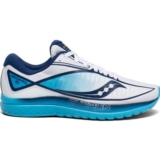 Saucony Kinvara 10 Women's White / Blue