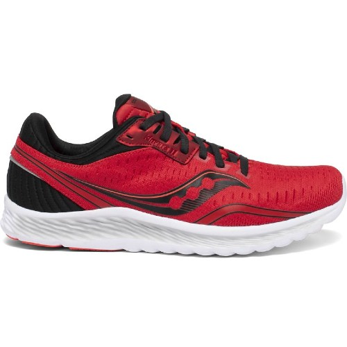 Saucony Kinvara 11 Men's Red / Black