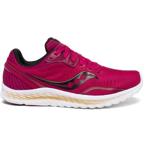 Saucony Kinvara 11 Women's Berry/Gold
