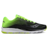 Saucony Kinvara 8 Men's Black/Citron